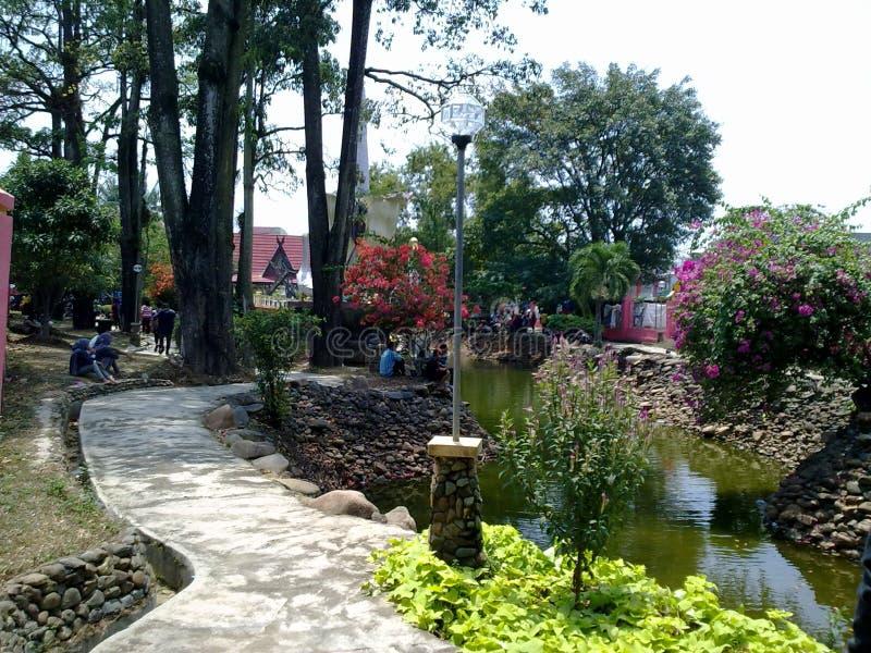 Bungo Muara πάρκων πόλεων στοκ φωτογραφία