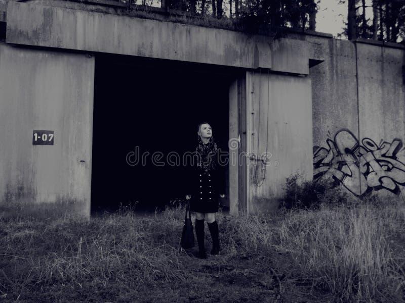 bunker fotografia de stock