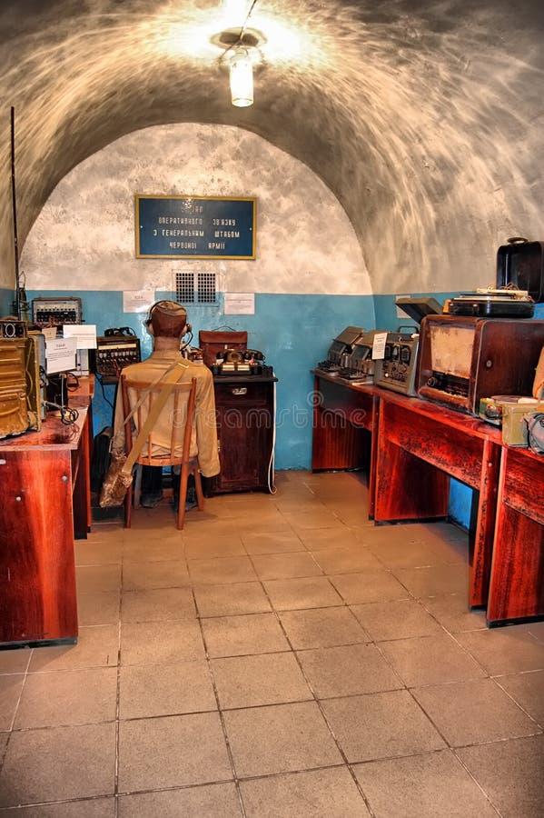 bunker arkivfoto