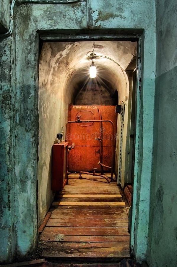bunker arkivfoton