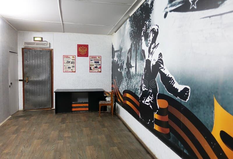 Bunker di Stalins in samara, immagine stock