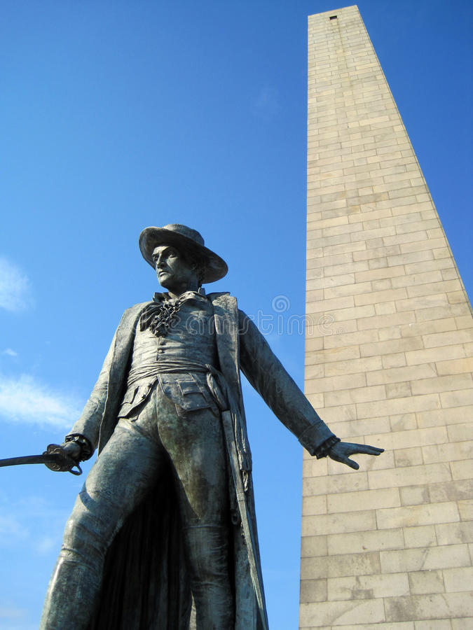 Free Bunker Hill Stock Photos - 13543383