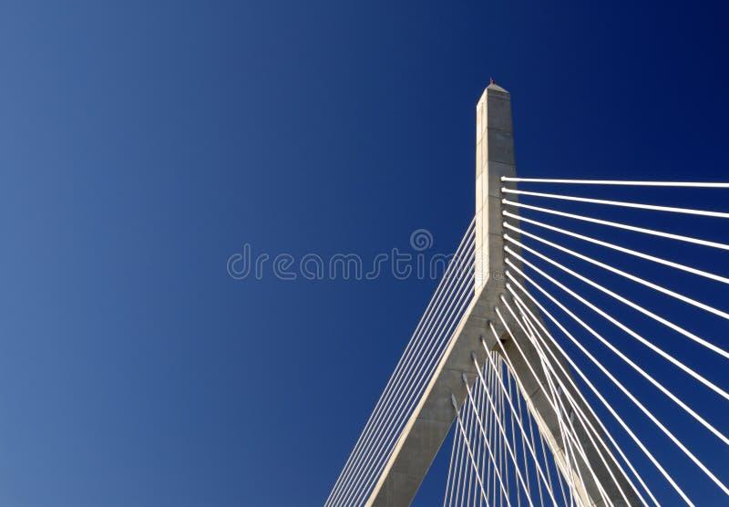 Bunker Hill Bridge Detail stock images