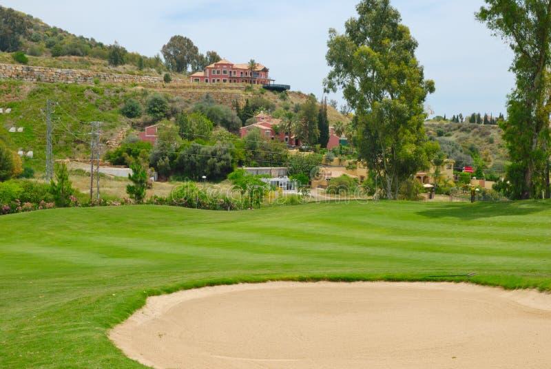 Download Bunker La quinta golf stock image. Image of architecture - 25213223