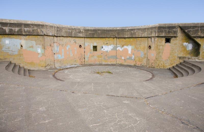 bunkerforten worden arkivbilder
