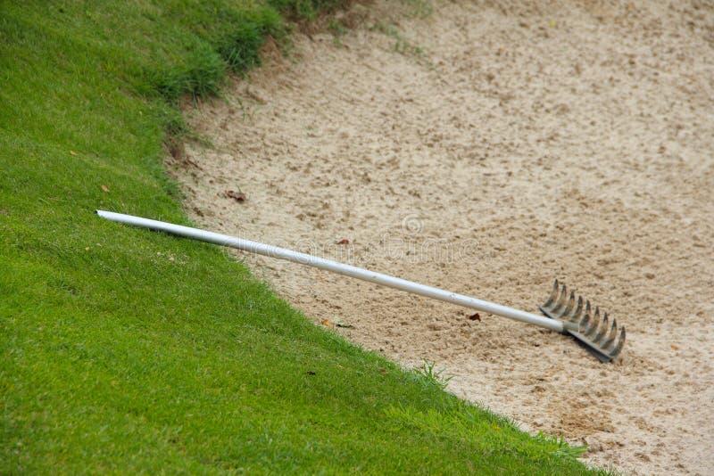 bunkieru golfa świntuch zdjęcia royalty free