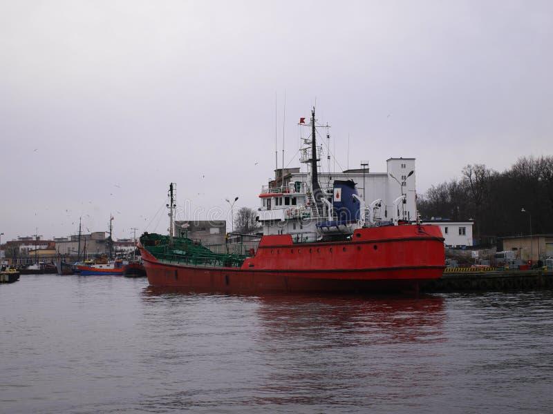 Bunkieru statek obrazy stock