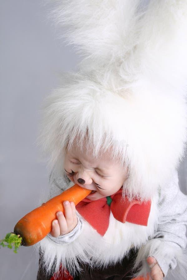 bunny αγοριών στοκ φωτογραφίες με δικαίωμα ελεύθερης χρήσης