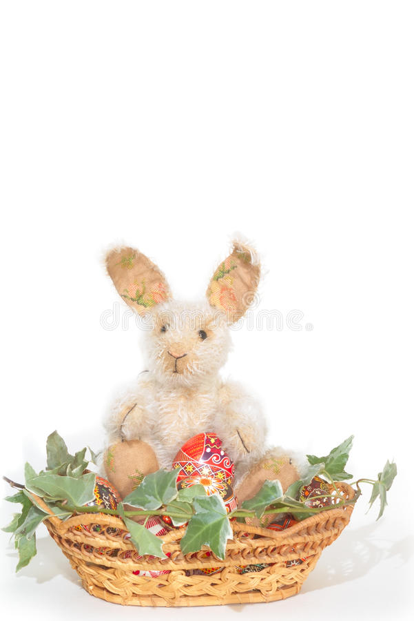 Download Bunny Πάσχα που απομονώνεται Στοκ Εικόνα - εικόνα από εικόνα, λαγοί: 13178515