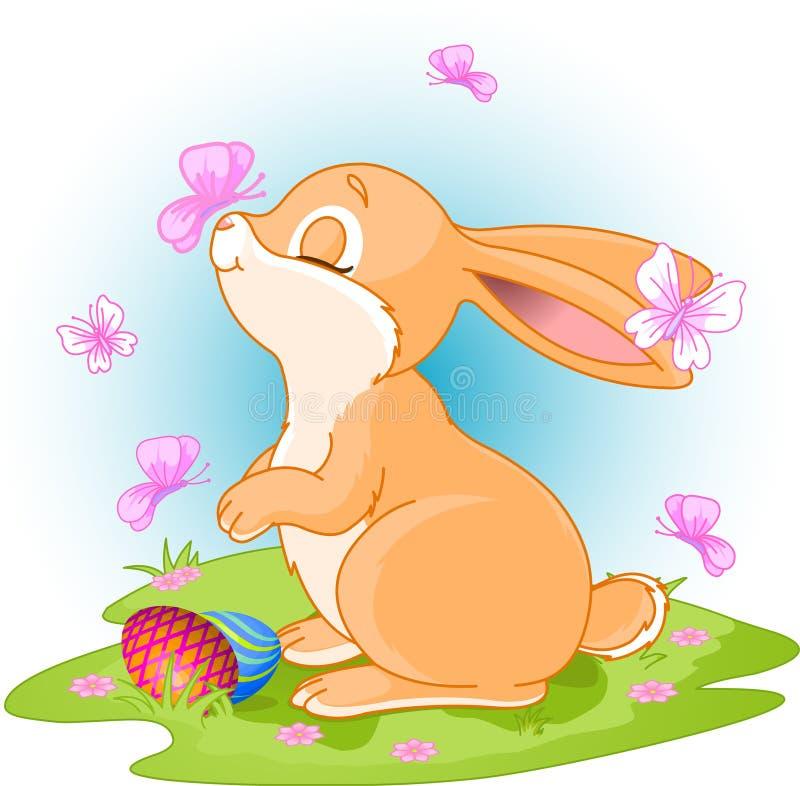 bunny Πάσχα απεικόνιση αποθεμάτων