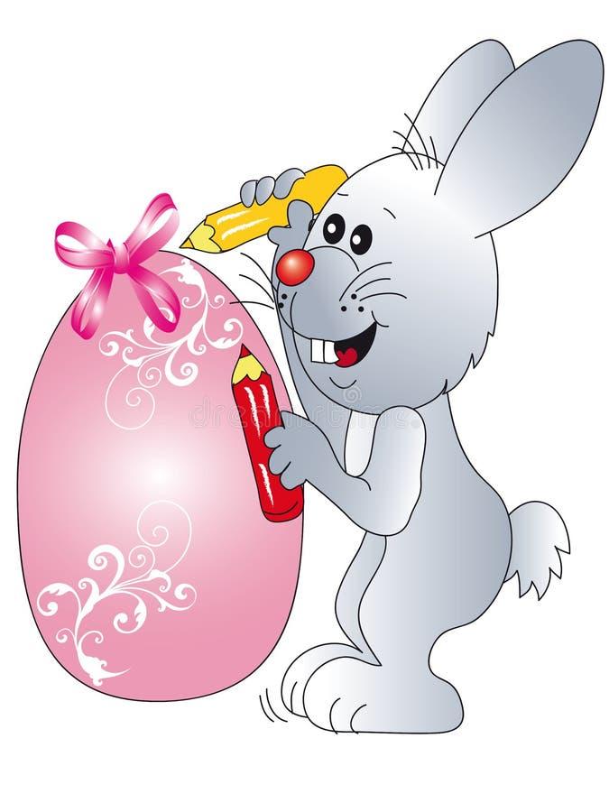bunny Πάσχα ελεύθερη απεικόνιση δικαιώματος