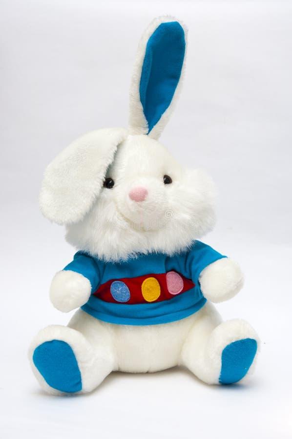 bunny παιχνίδι στοκ εικόνες