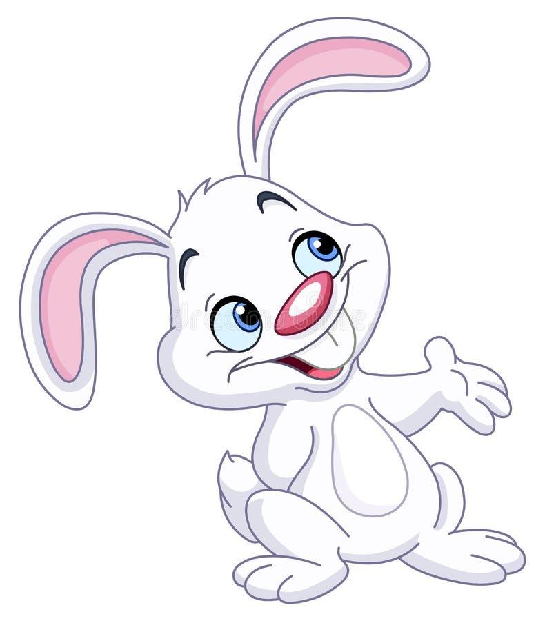 bunny παρουσίαση ελεύθερη απεικόνιση δικαιώματος