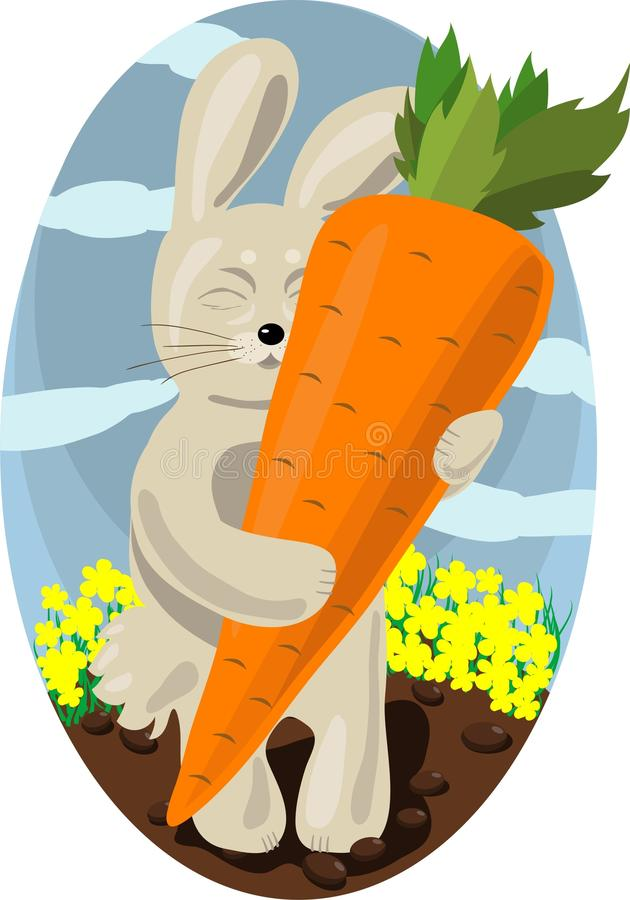 Download Bunny stock vector. Illustration of graphic, ears, sweet - 11565746