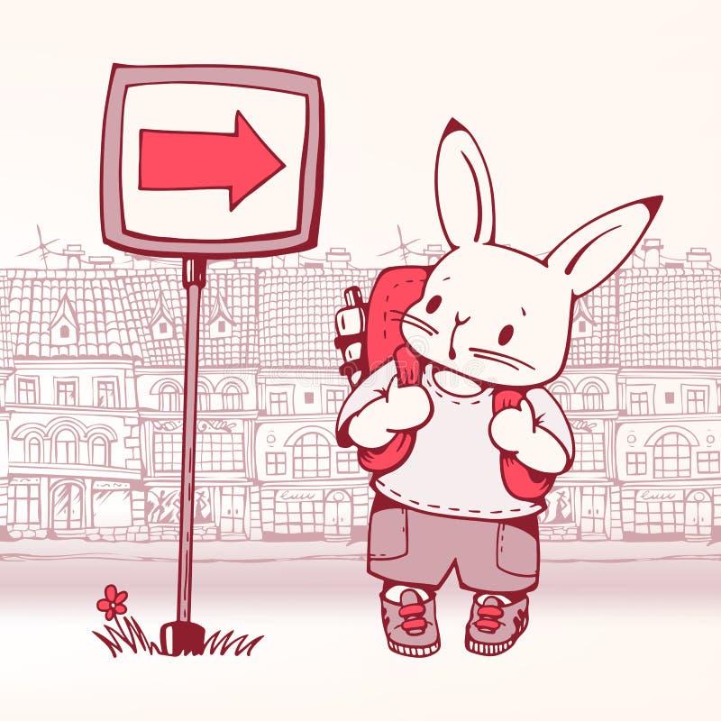 bunny απεικόνιση αποθεμάτων