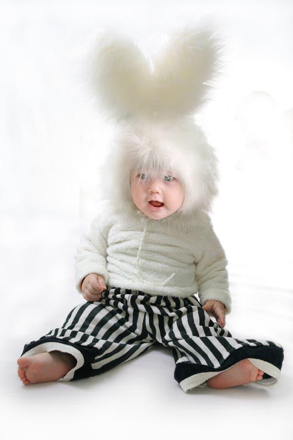 Bunny Boy royalty free stock photos
