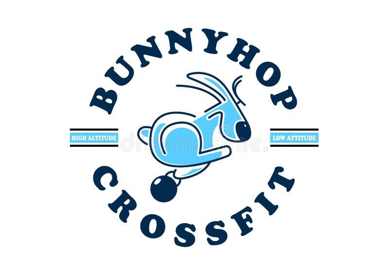 Bunny Hop stock fotografie