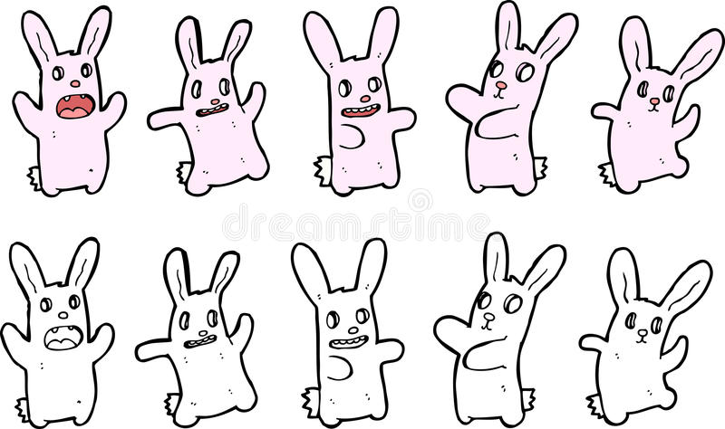 Download Bunny Illustrations Stock Photos - Image: 21324073