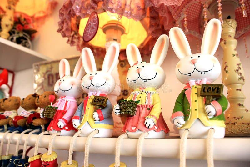 Bunny Love photo libre de droits