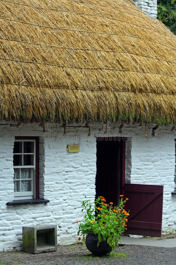 Download Bunratty Cottage Stock Photos - Image: 15594033