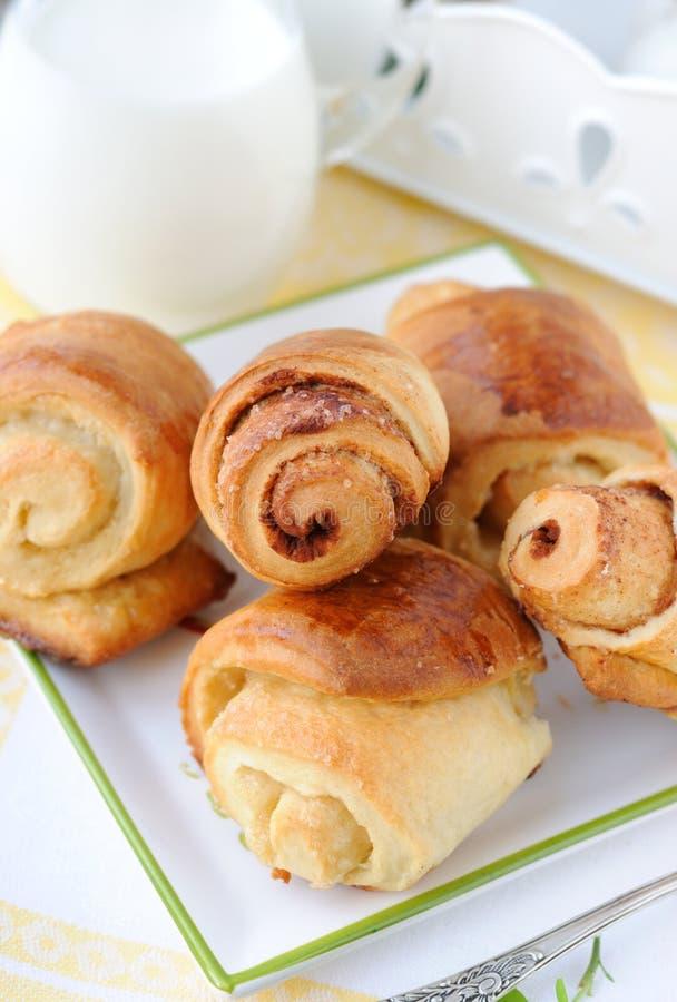 Download Buns stock image. Image of cinnamon, sugar, dessert, roll - 18035223