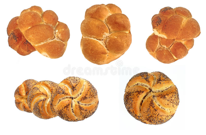 Download Buns Collection Royalty Free Stock Photos - Image: 23599498