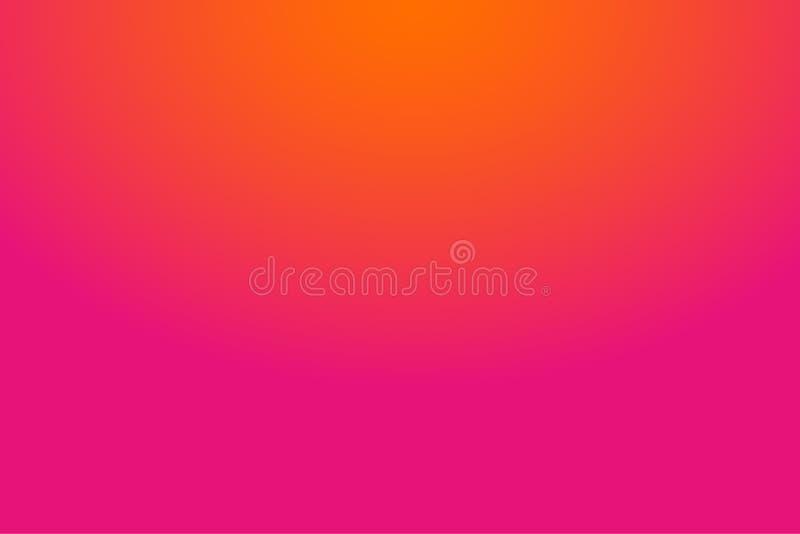 Bunte abstrakte Orange, zum des Steigungs-Hintergrundes für Ihr Grafikdesign auszuzacken stockfotografie