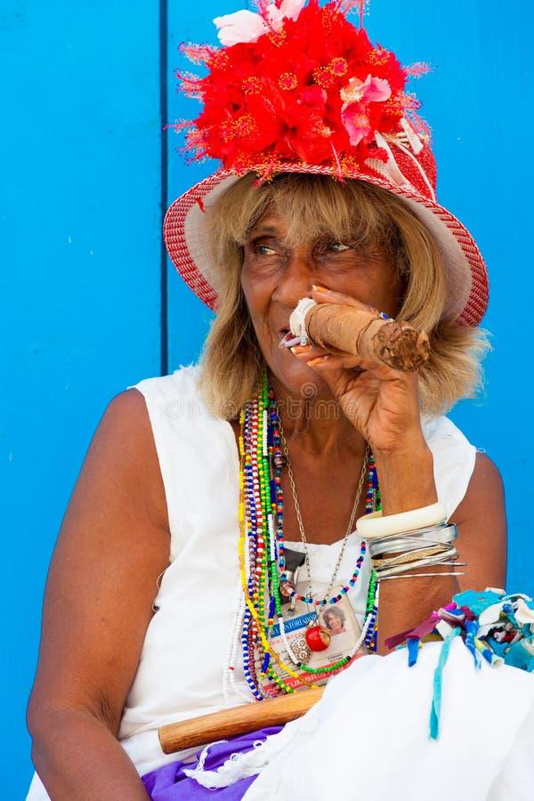 alte schwarze Dame