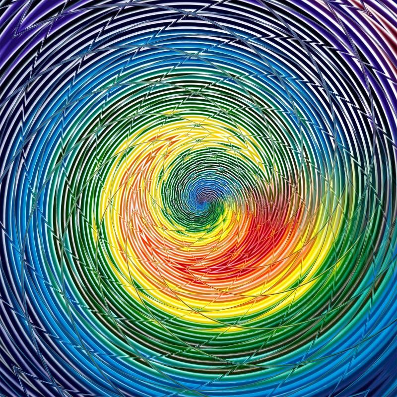 Bunte Farbe der Hintergrundmehrfarbenzusammenfassung graphik vektor abbildung