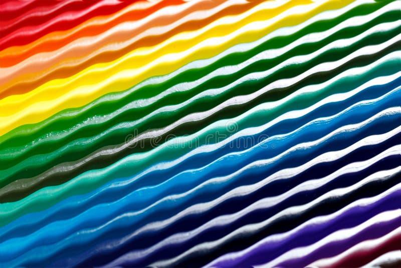 Bunte Farbe der Hintergrundmehrfarbenzusammenfassung schablone vektor abbildung