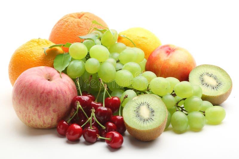 Bunte Früchte stockbild