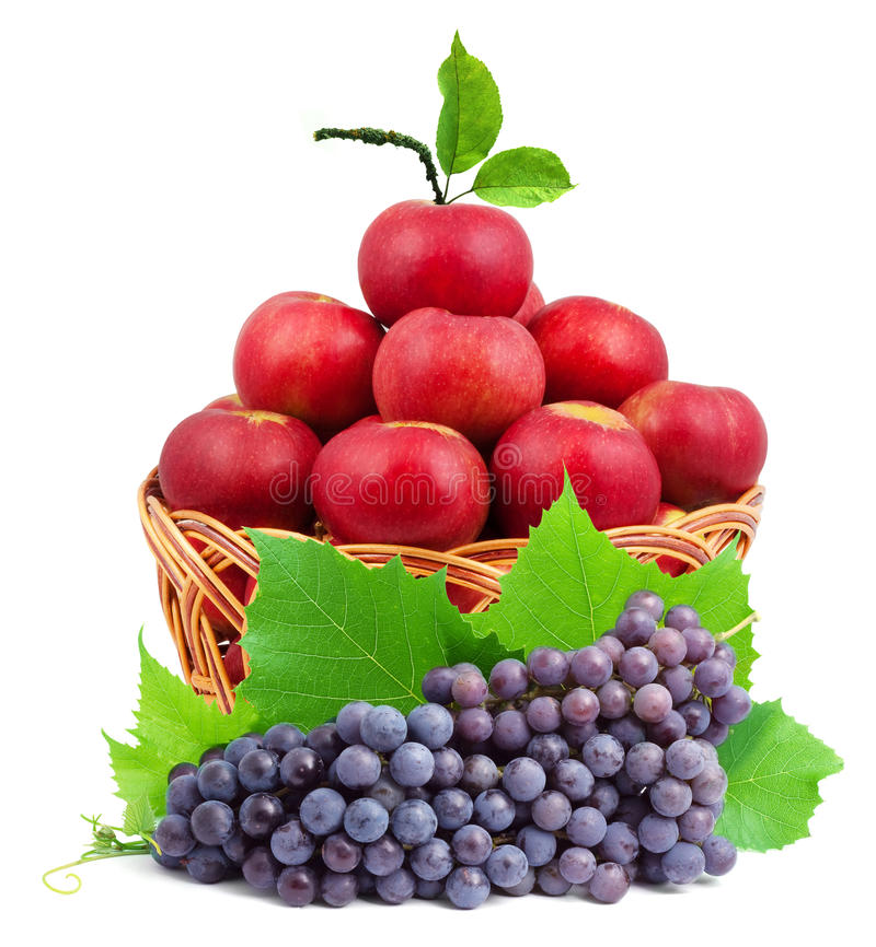 Bunte gesunde frische Frucht lizenzfreie stockfotos