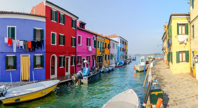 Häuser Italien bunte häuser burano italien stockbild bild europa straße