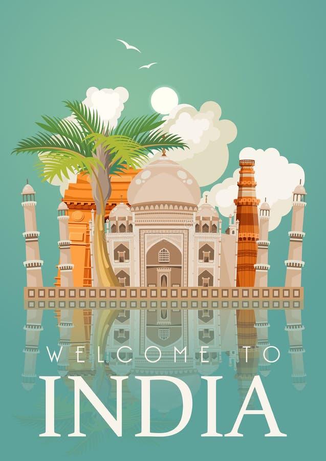 Indische Retro-Liebe