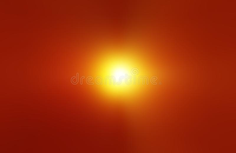 Bunte unscharfe schattierte Hintergrundtapete klare Farbvektorillustration stock abbildung