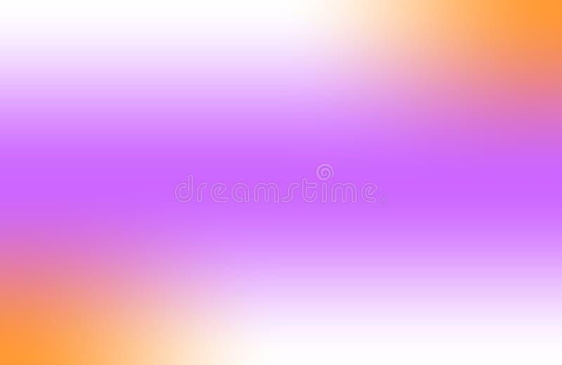 Bunte unscharfe schattierte Hintergrundtapete klare Farbvektorillustration Unschärfe, entworfen lizenzfreie abbildung