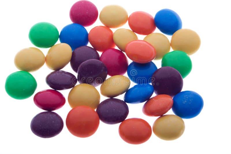 Bunte Verglasung Bonbons lizenzfreie stockfotografie