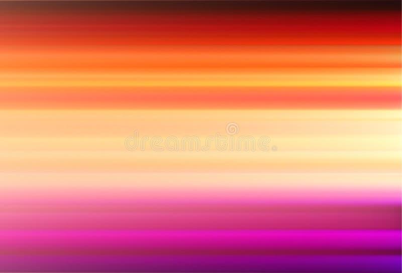 Bunter abstrakter Hintergrund vektor abbildung