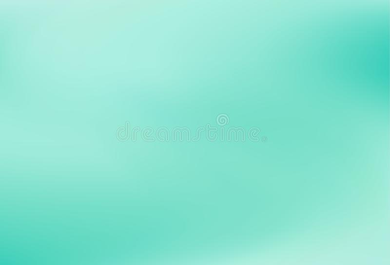 Bunter ganz eigenhändig geschrieber Hintergrund Helle flüssige Flüssigkeit Neonholographiebeschaffenheit stock abbildung