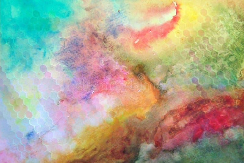 Download Bunter Moderner Und Abstrakter Hintergrund Stock Abbildung - Illustration von hintergrund, hell: 106800849