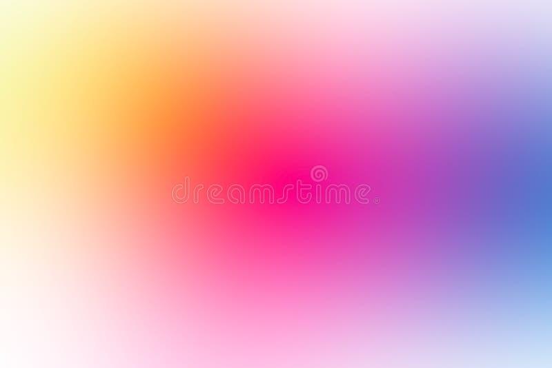 Bunter Steigungsmaschenhintergrund in den hellen Regenbogenfarben Abstrakt machen Sie unscharfe Beschaffenheit glatt stockfotos