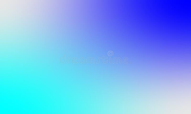 Bunter Unschärfebeschaffenheitshintergrund-Vektorentwurf, bunter unscharfer schattierter Hintergrund, klare Farbvektorillustratio lizenzfreie abbildung