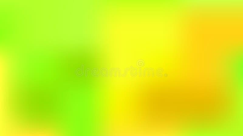Bunter unscharfer Hintergrund Moderne abstrakte Steigungskarte vektor abbildung