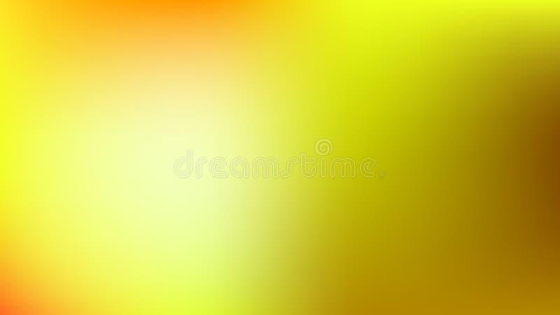 Bunter unscharfer Hintergrund Moderne abstrakte Steigungskarte lizenzfreie abbildung