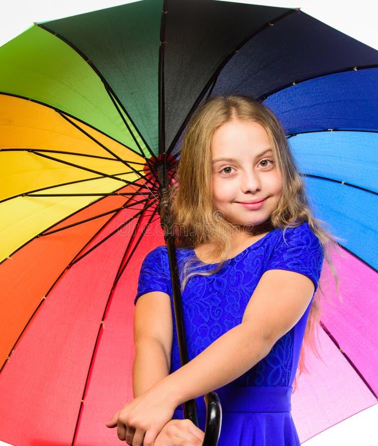 Bunter Zusatz für frohe Stimmung Aufenthaltspositivherbstsaison Weisen, Ihre Fallstimmung zu erhellen Mädchenkinderbereites Treff lizenzfreie stockfotos