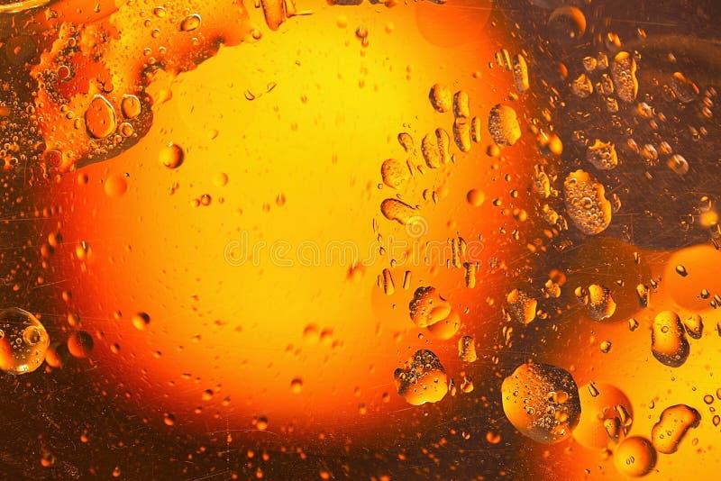 Buntes abstraktes Design/Beschaffenheit des roten/orange Gelbs Schöne Hintergründe stockbild
