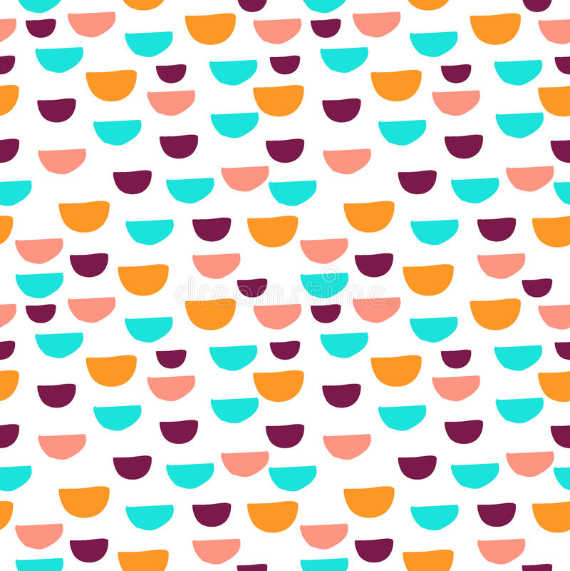 Buntes abstraktes Muster lizenzfreies stockfoto