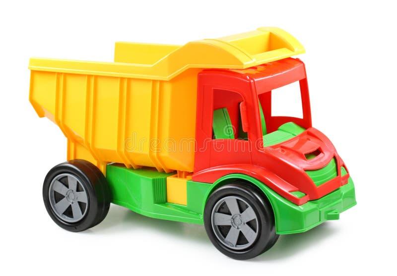 Buntes Autospielzeug lizenzfreie stockbilder