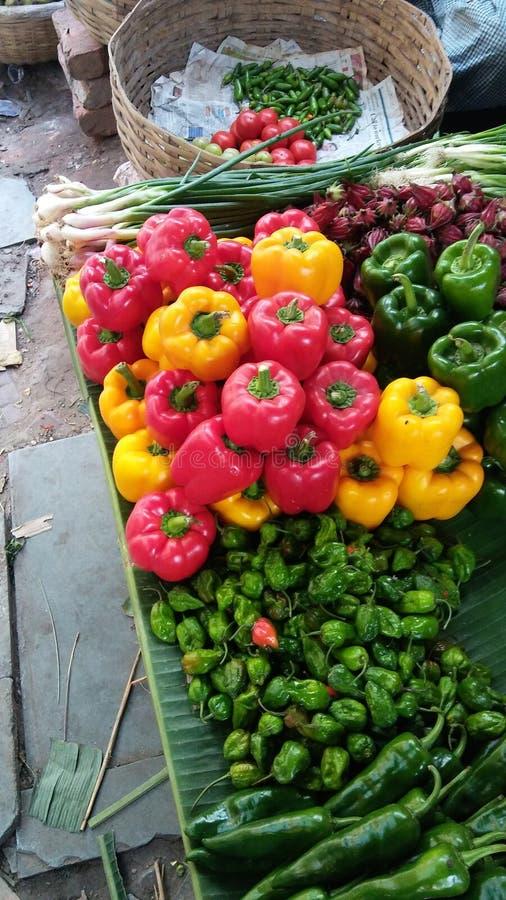 Buntes Gemüse lizenzfreies stockfoto
