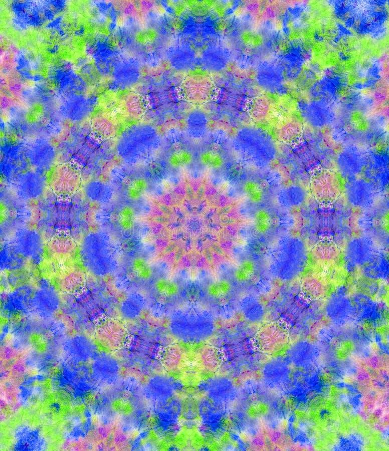 Buntes Kaleidoskop lizenzfreie abbildung